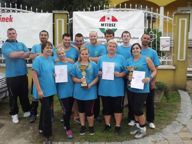 Erősember csapat 2015
